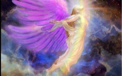 Channeling Archangel Zadkiel